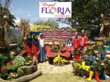 "FLORIA 2018 KVDLM MERANGKUL ANUGERAH ""ECO-FRIENDLY GARDEN AWARD"""